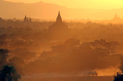 شهر هزار معبد به روایت تصویر