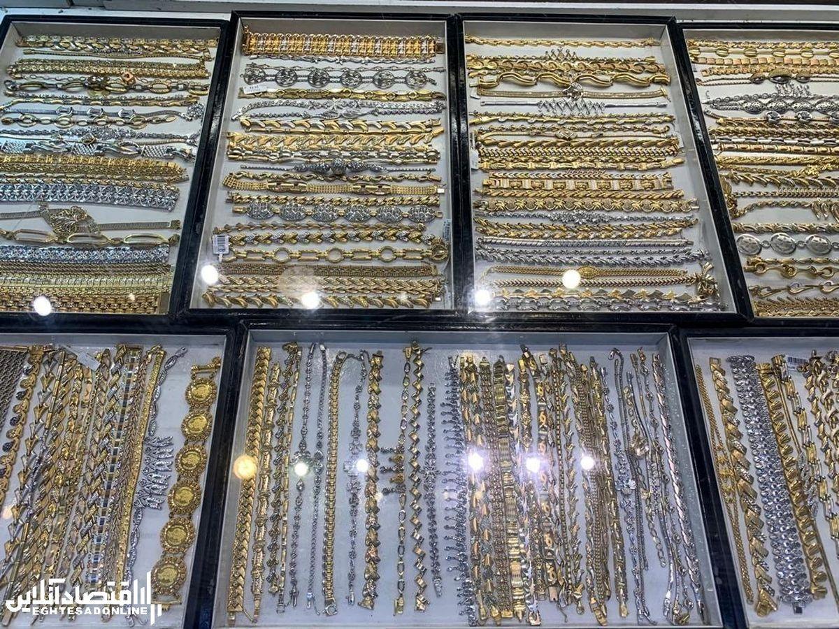۱میلیون و ۷هزار تومان؛ رکورد جدید قیمت طلا