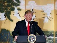 ترامپ: کیم خواستار برگزاری نشست در مرز دو کره است