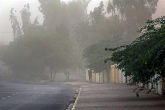 پیشبینی وزش باد شدید در ۱۶استان کشور