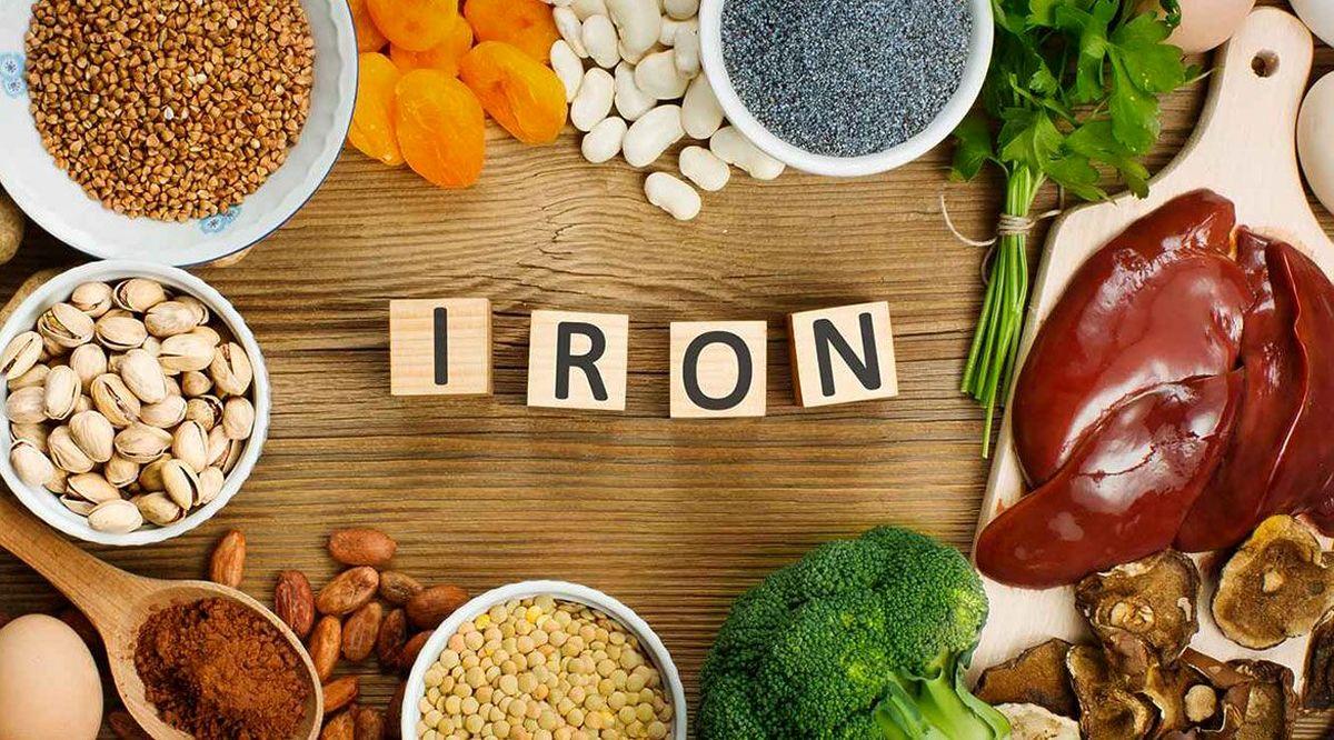 ۹گزینه غذایی سالم که منابع غنی از آهن هستند!