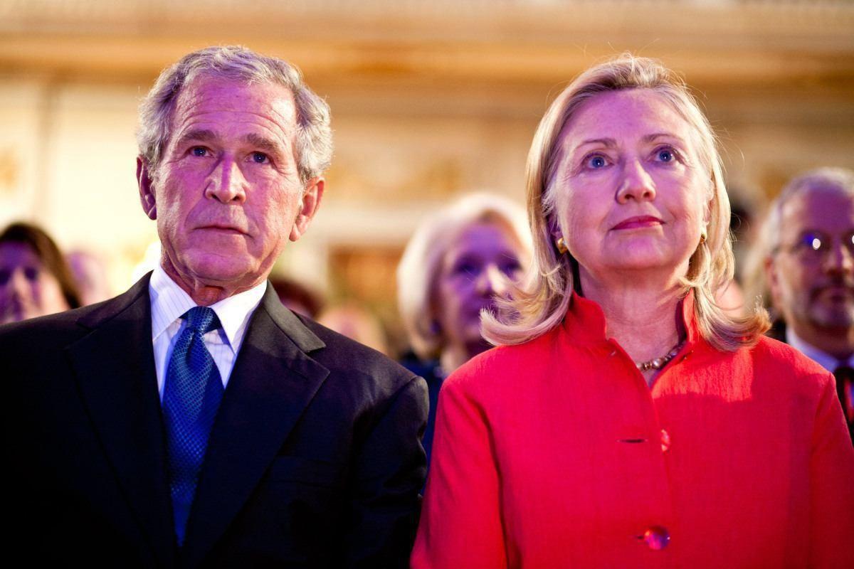 رای جرج بوش