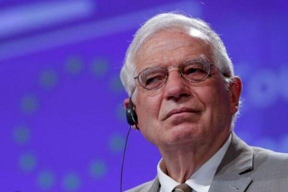 ادعای ضدایرانی مسئول سیاست خارجی اتحادیه اروپا