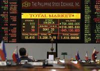 فعالیت بازارهای مالی فیلیپین تعلیق شد