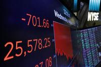 ثبت رکورد جدید در بورس آمریکا با خوش بینی به بسته محرک مالی