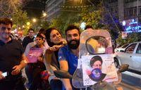 شور و هیجان شب آخر تبلیغات انتخابات +تصاویر