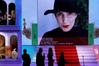 اختتامیه سی و پنجمین جشنواره جهانی فیلم فجر +تصاویر