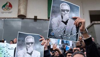 پیام رئیس فیفا به مناسبت درگذشت منصور پورحیدری