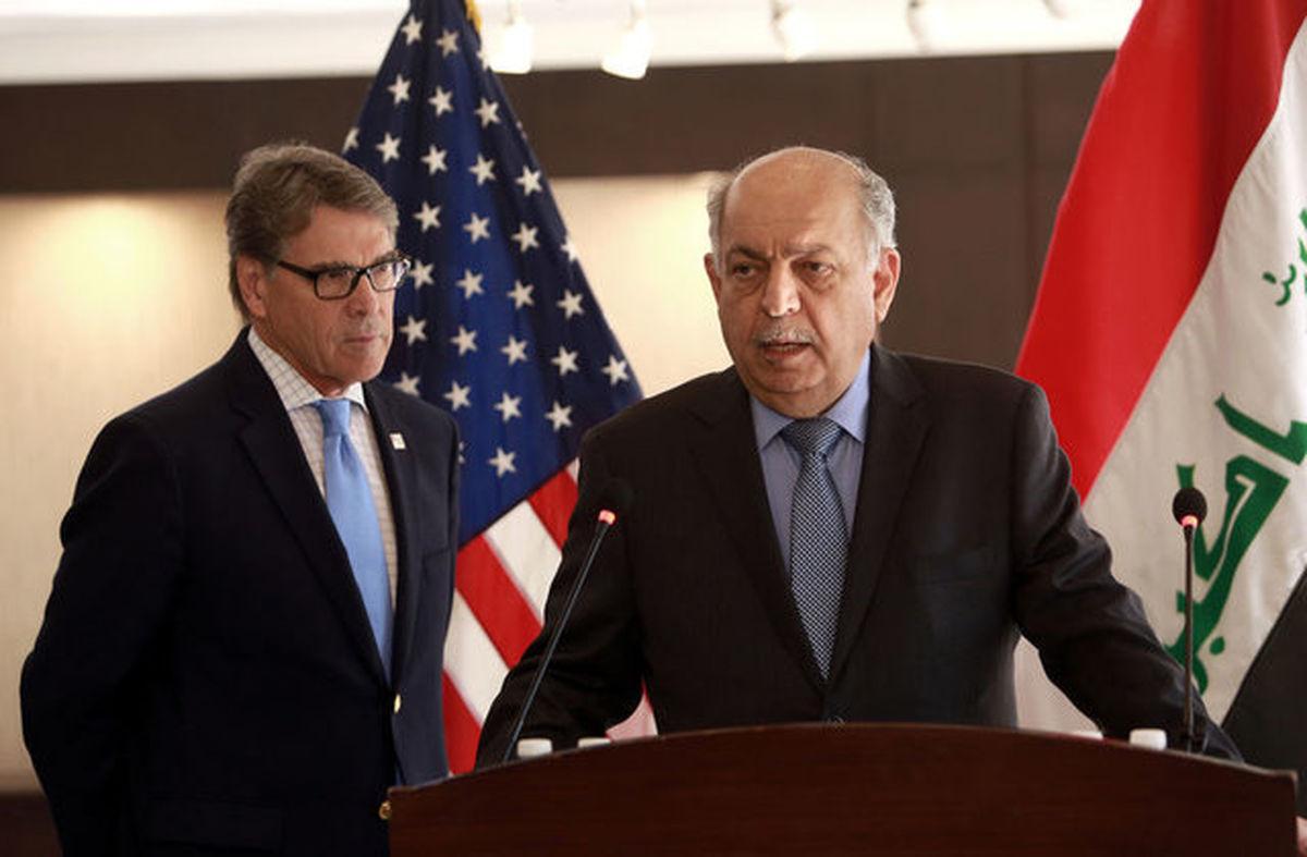 فشار آمریکا به عراق برای افزایش صادرات نفت