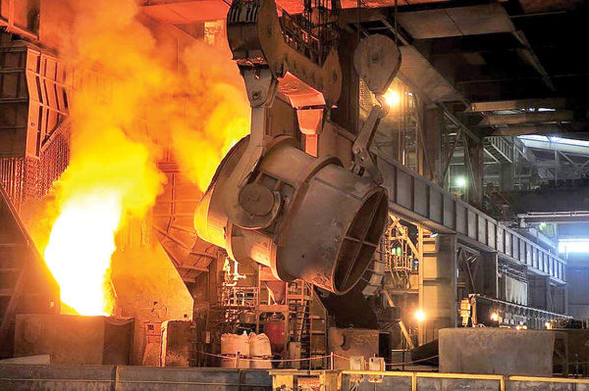 رنج معاملات سودده در فولاد