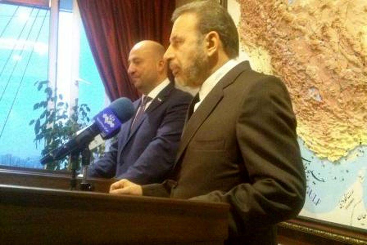 تشکیل کمیته ویژه ای برای بررسی نحوه همکاری ایران و لوکزامبورگ