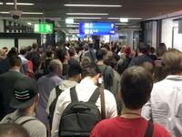 فرودگاه فرانکفورت به دلیل مشکل امنیتی تخلیه شد