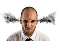 برای کنترل خشم خود را خنک کنید
