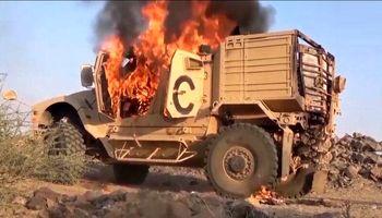 تصاویری از اسرای عربستانی عملیات «نصر من الله»