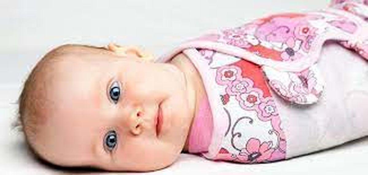 قنداق کردن نوزاد خطرناک است؟