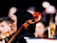 شب دوم جشنواره موسیقی فجر +تصاویر