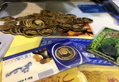 سکه پیشفروشی به بازار نیامد