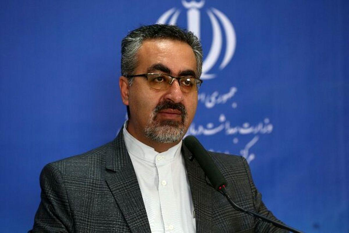 آمار جدید کرونا در ایران
