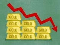 طلا در مسیر سقوط بیشتر قیمت