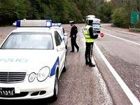 ماموران پلیس راهور در معرض خطر جدی آلودگی هوا