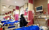 در بخش بیماران کرونایی چه خبر است؟ +عکس