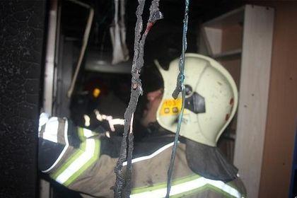 آتش سوزی یک بیمارستان در شمال تهران +عکس