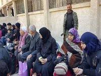 بیش از ۴۴ هزار نفر غوطه شرقی را ترک کردهاند