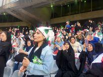واکنش AFC به حضور بانوان ایرانی در آزادی