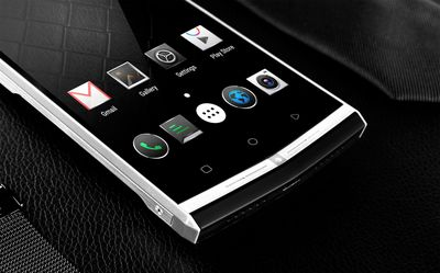 موبایل جدید اوکیتل با باتری پرقدرت! +عکس