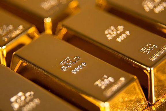حرکت افزایشی طلای جهانی متوقف شد