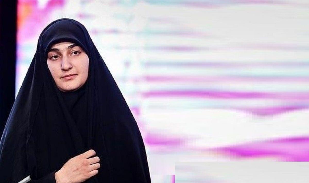 واکنش زینب سلیمانی به صوت جنجالی ظریف + عکس
