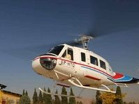 پیکر خلبان بالگرد بل٢١٢ در اعماق خلیج فارس پیدا شد
