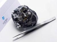 کشف دومین الماس بزرگ جهان در آفریقا +عکس