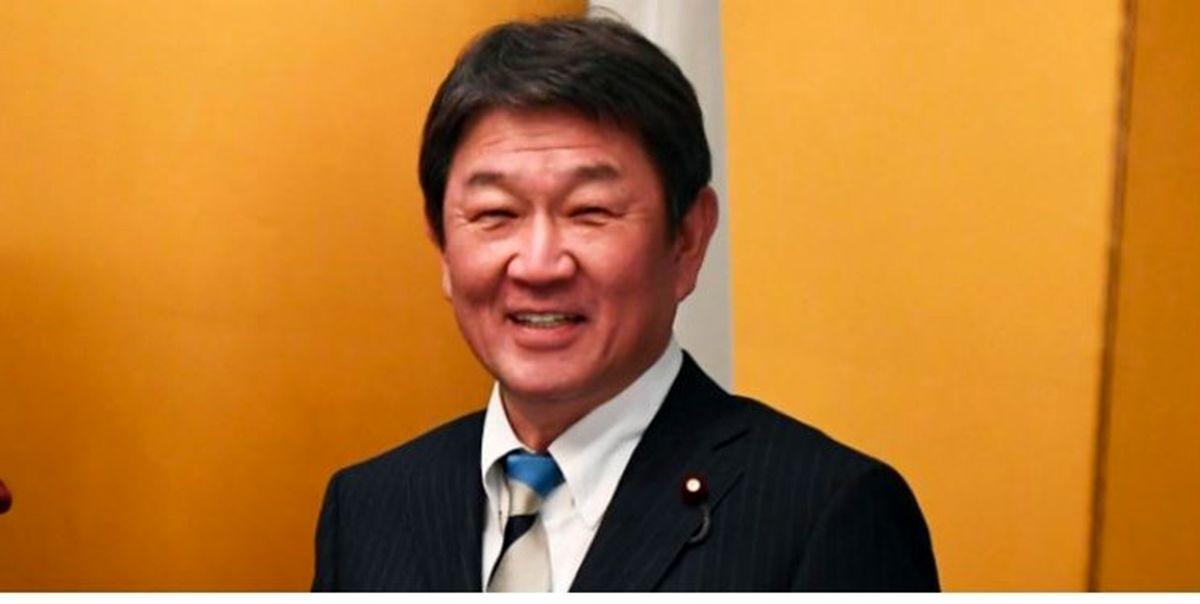 وزیر امور خارجه ژاپن به تهران سفر می کند