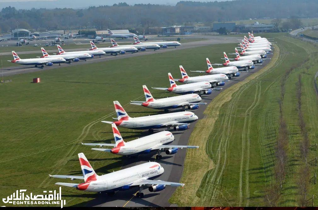 پارکینگ هواپیـما