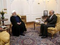 دیدار رییس سازمان انرژی اتمی با رییسجمهور