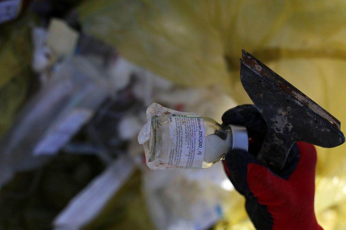 تفکیک پسماند با پروتکلهای سختگیرانه در آرادکوه آغاز شد