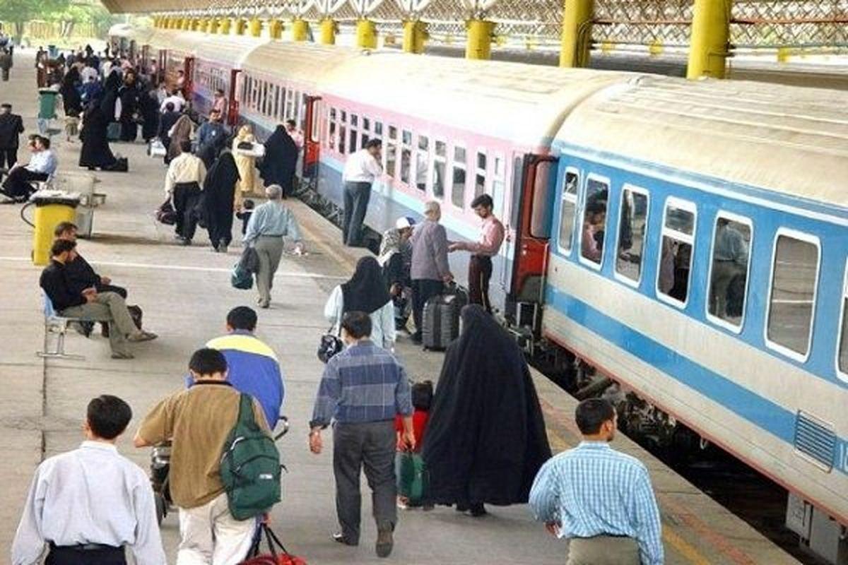 کاهش ۷۰درصدی مسافرت با قطار در ۷ماه ابتدای سال