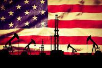 عرضه نفت آمریکا کاهش یافت