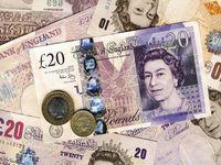 رشد کم سابقه ارزش پوند