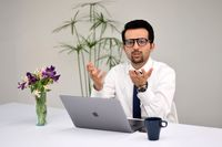 امید موسوی، موسس و مدیرعامل شرکت الگوریتمی تحلیلگر امید