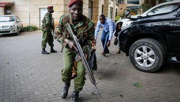 حمله تروریستی به هتلی در کنیا +تصاویر