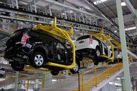 اخراج ۳۵۰هزار نفر در صنعت خودروسازی هند