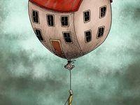 لطفا یکی این حباب رو بترکونه! (کاریکاتور)