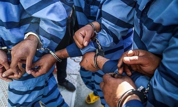 تشکیل باند «هم خدمتیها» برای سرقت9 کیلو طلا