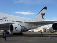 بوئینگ، ۷۷۷ ایران را به امارات میفروشد