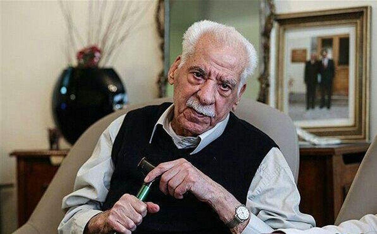 بهمنش فوت نکرده اما حال او وخیم است