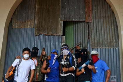 ادامه ناآرامیها در نیکاراگوئه +تصاویر