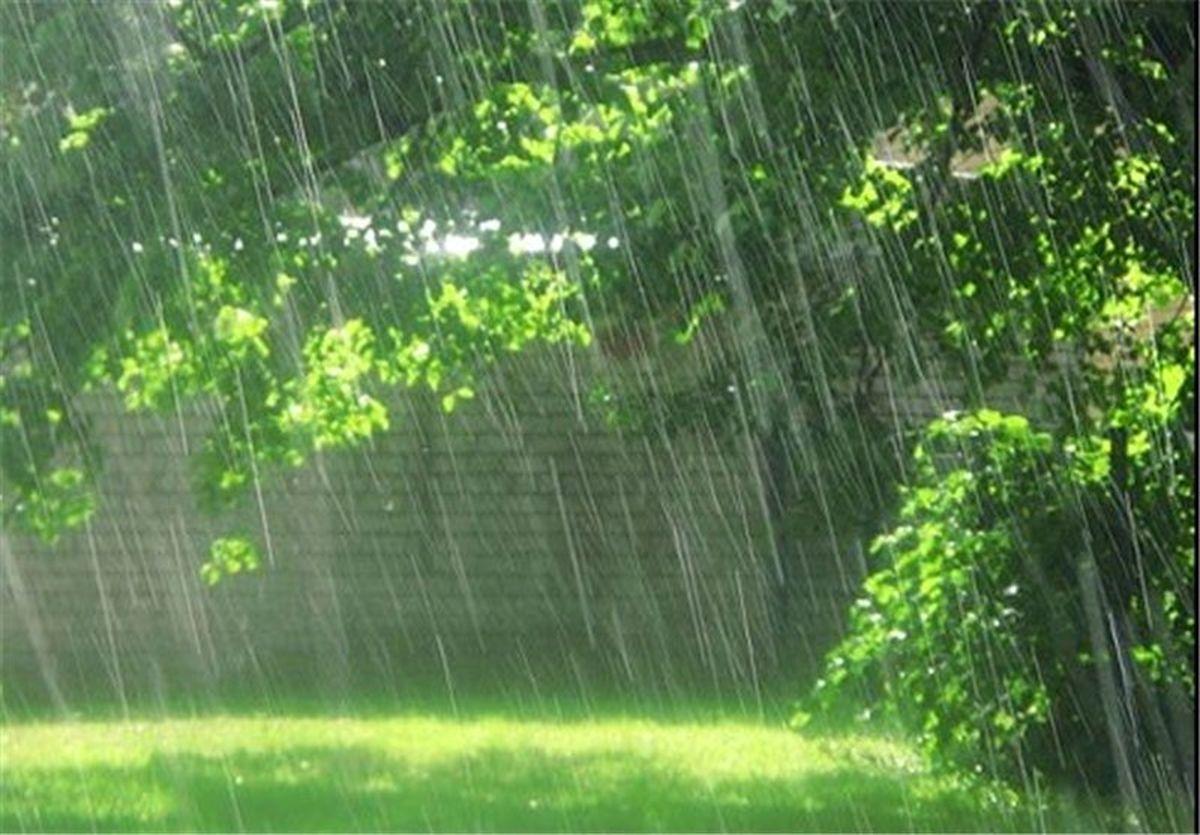 کدام استان ها آخر هفته بارانی است؟