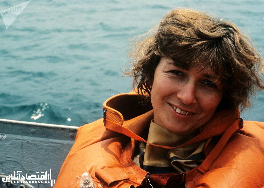 فضانورد روس یلنا کونداکوا
